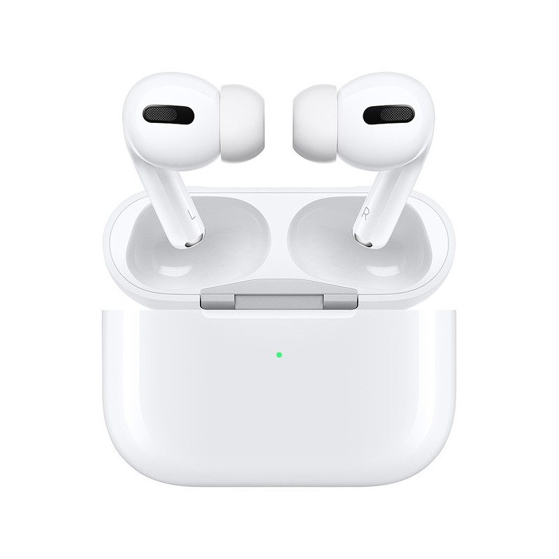 アップル Apple AirPods Pro (エアーポッズプロ) ワイヤレスヘッドフォン [MWP22J/A]